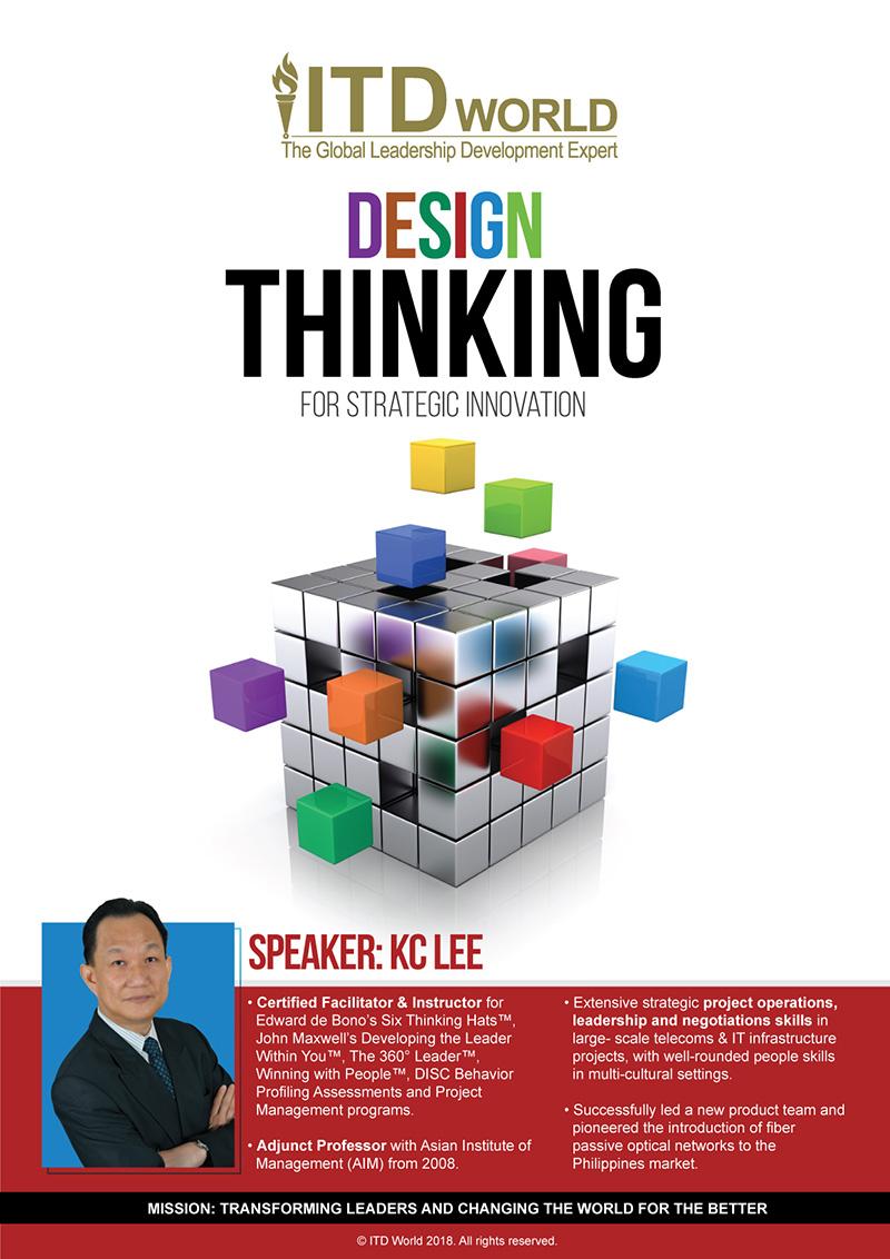 DDesign Thinking HCMC- Oct 2018