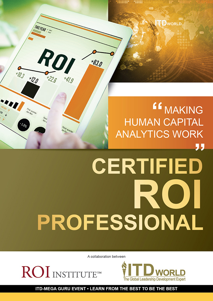 Certified ROI Professional Brochure