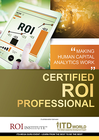 Certified ROI Professional Poster